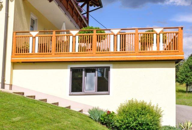 balkon alu classic umbria 1